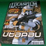 star wars lucasfilm issue 64 rare french lucasfilm magazine